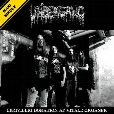 'Ufrivillig Donation Af Vitale Organer' Vinyl LP Vinyl Record