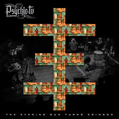 Psychic TV 'The Evening Sun Turns Crimson' Vinyl Record