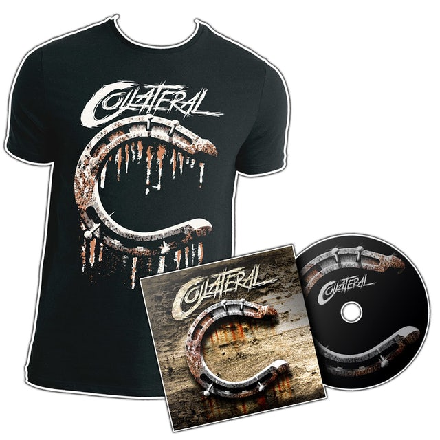 Collateral 'Collateral' Vinyl Record