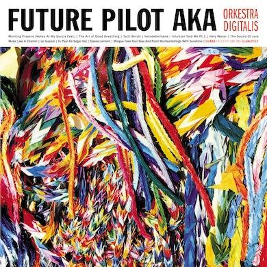 Future Pilot AKA 'Orkestra Digitalis' Vinyl LP - White Vinyl Record