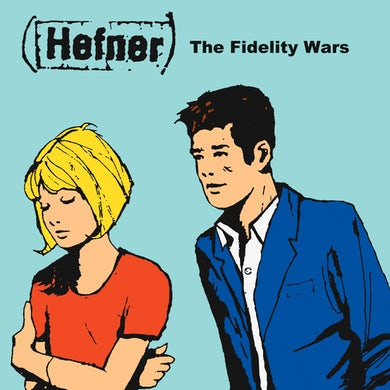 Hefner 'The Fidelity Wars' Vinyl LP Vinyl Record