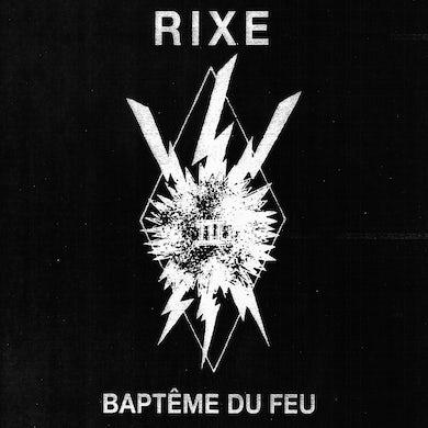 Rixe 'Baptême Du Feu' Vinyl Record