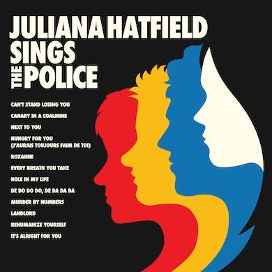 Juliana Hatfield Sings The Police' Vinyl Record