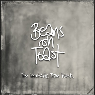 Beans On Toast 'The Inevitable Train Wreck' Signed Vinyl Record