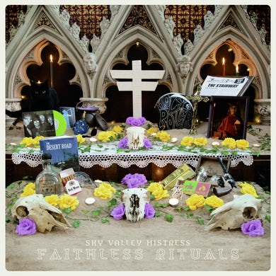 Sky Valley Mistress 'Faithless Rituals' Vinyl Record