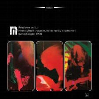 Motorpsycho 'Roadwork Vol. 1' Vinyl 2xLP Vinyl Record