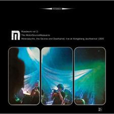 Motorpsycho 'Roadwork Vol. 2' Vinyl Record