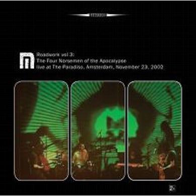 Motorpsycho 'Roadwork Vol. 3' Vinyl 2xLP Vinyl Record
