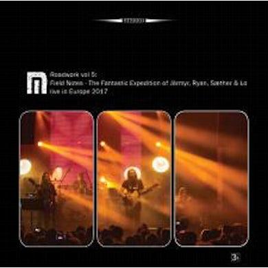 Motorpsycho 'Roadwork Vol. 5' Vinyl 3xLP + 2CD Vinyl Record
