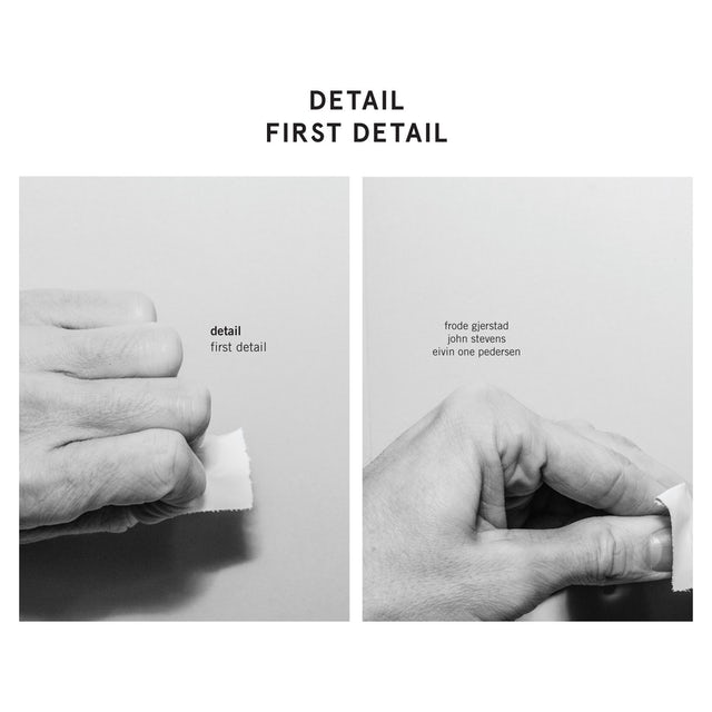Detail 'First Detail' Vinyl Record CD