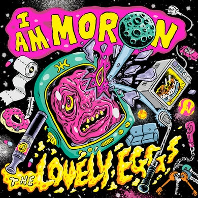 'I Am Moron' Vinyl Record