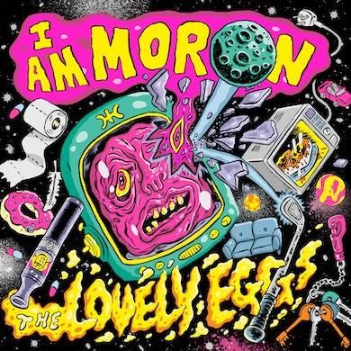 The Lovely Eggs 'I Am Moron' Vinyl Record