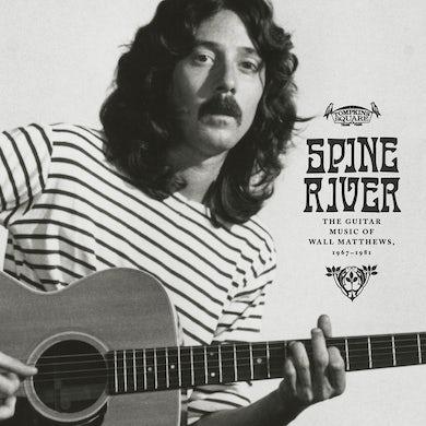 'Spine River:The Guitar Music Of… 1967-1981' Vinyl LP Vinyl Record