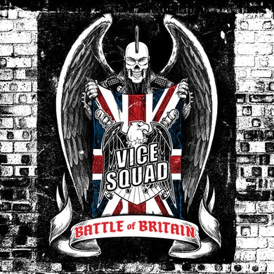 Vice Squad 'Battle of Britain' PRE-ORDER Vinyl Record