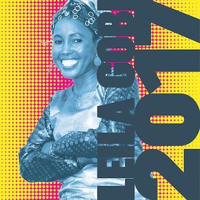 Leila Gobi '2017' Vinyl Record