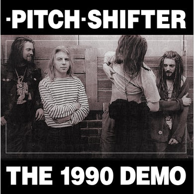 Pitch Shifter 'The 1990 Demo' Vinyl LP - Clear Vinyl Record