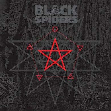 'Black Spiders' Vinyl Record