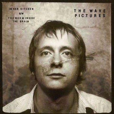The Wave Pictures 'In Her Kitchen' Vinyl Record