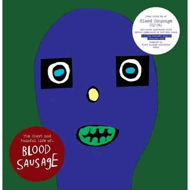 Blood Sausage 'The Short and Painful Life of…' Vinyl 2xLP Vinyl Record