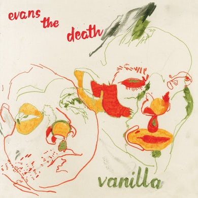 'Vanilla' Vinyl Record