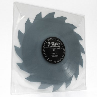 Ginger Wildheart 'From G*A*S*S With Love' Vinyl Record