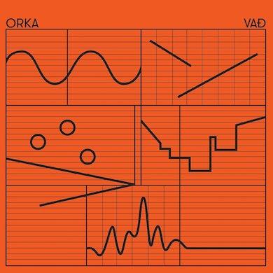 'Vað' Vinyl Record