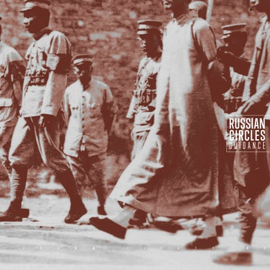 Russian Circles 'Guidance' Vinyl Record