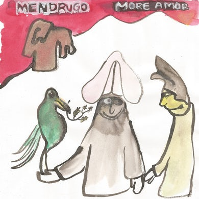 Mendrugo 'More Amor' Vinyl Record