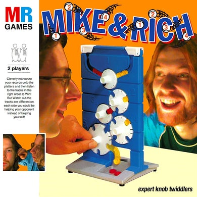 Mike & Rich 'Expert Knob Twiddlers' Vinyl Record