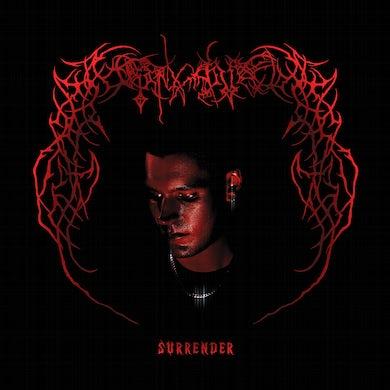 Endgame 'Surrender' Vinyl LP - Red Vinyl Record
