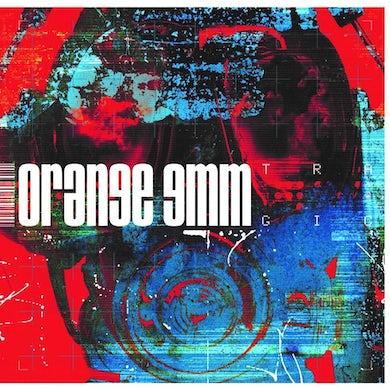 'Tragic' Vinyl LP - Clear Red Vinyl Record