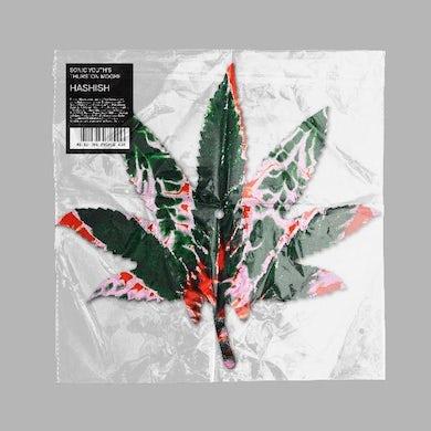 "'Hashish' Vinyl 7"" Shaped Picture Disc Vinyl Record"