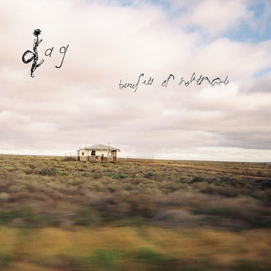 Dag 'Benefits of Solitude' Vinyl LP Vinyl Record
