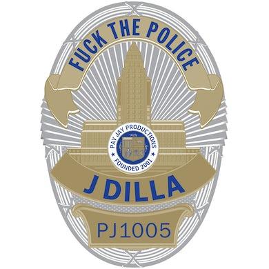 J Dilla 'Fuck The Police' Vinyl Record
