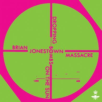 "The Brian Jonestown Massacre 'Dropping Bombs On The Sun (UFO Paycheck)' Vinyl 10"" Vinyl Record"