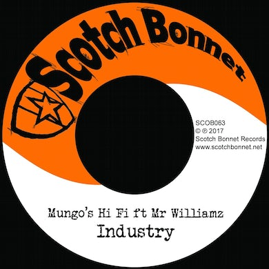 Mungo's Hi Fi ft. Mr. Williamz 'Industry' Vinyl Record