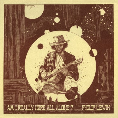 Philip Lewin 'Am I Really Here All Alone?' Vinyl Record