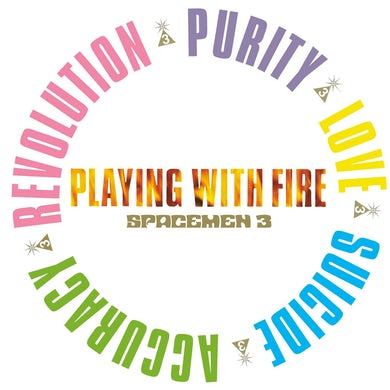 SPACEMEN 3 'Playing With Fire' Vinyl Record