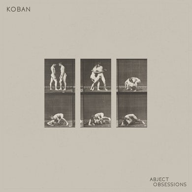 KOBAN 'Abject Obsessions' Vinyl Record