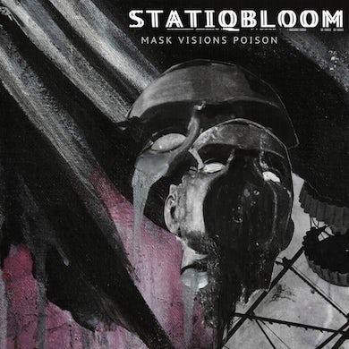 Statiqbloom 'Edit Navigation Bar Mask Visions Poison' Vinyl LP Vinyl Record