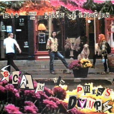 "Blanche Blanche Blanche 'Scam / Press Dumps' Vinyl 7"" Vinyl Record"
