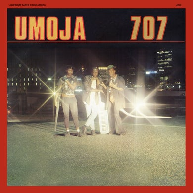 '707' Vinyl Record