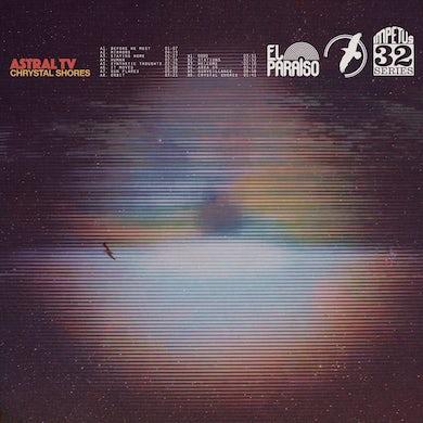 'Chrystal Shores' Vinyl LP - Transparent Blue Vinyl Record