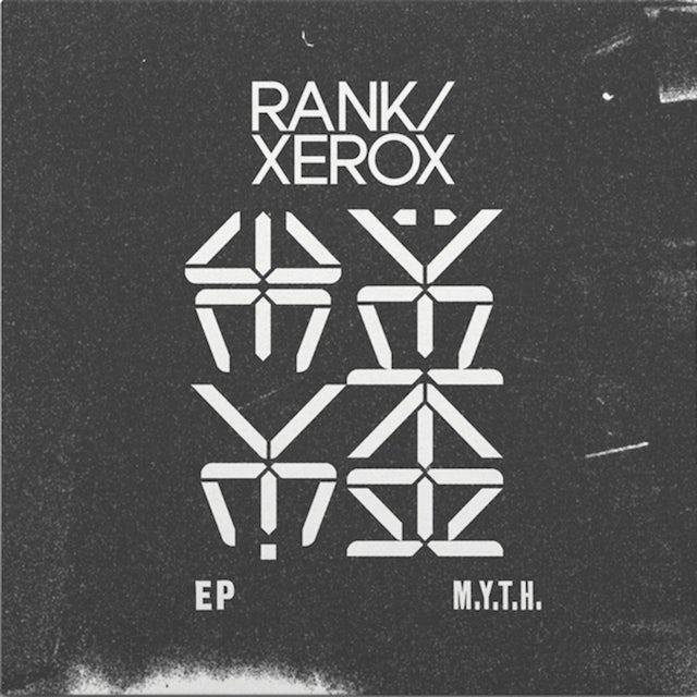 Rank / Xerox 'M.Y.T.H.' Vinyl Record