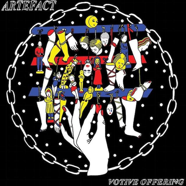 Artefact 'Votive Offering' Vinyl LP + DL Card Vinyl Record