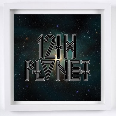 12th Planet Logo Fine Art Print