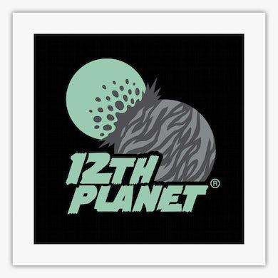 Classic 12th Planet Logo Fine Art Print