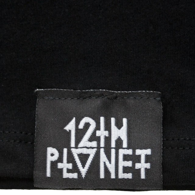 12th Planet Platinum Foil Sleeveless Tee