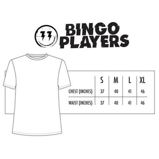 Bingo Players Rattle & Roll Tour Tee