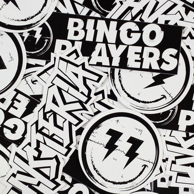 Bingo Players Glow In The Dark Out Of My Mind Tee